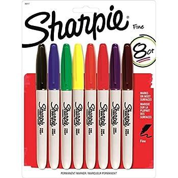 Sharpie Fine Point Asst Colors