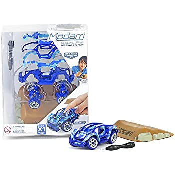 Modarri X1 Midnight Camo car | STEM Educational Toy Cars | Make a model car - Design your own working race cars | Fun and Functional Building Toys for kids ...