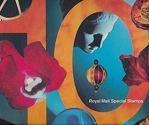 Royal Mail Special Stamps 1993. Book Ten - Royal Special Mail