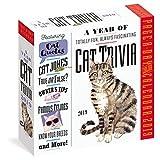 Cat Trivia Page-A-Day Calendar 2019