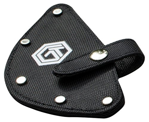 (Off Grid Tools OGT-TFBLKNYLS1 Trucker's Friend Nylon Sheath, Black)