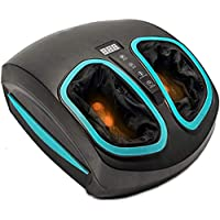 InvoSpa Shiatsu Foot Massager Machine with Heat