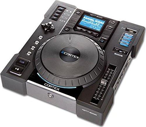 Cortex HDTT-5000 Digital DJ Turntable by Cortex