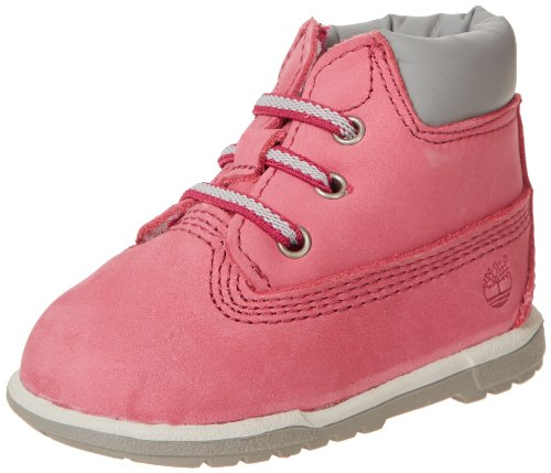 Timberland 6-Inch Crib Bootie (Infant/Toddler),Fuchsia,4 M US Toddler (Infant Timberland Boots)
