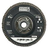 Anchor Premium 4-1/2'' 7/8 60Z Hd Flap Disc