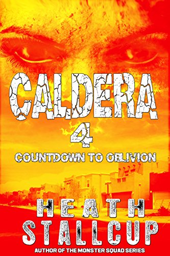 Caldera Book 4: Countdown To Oblivion (Best Way To Cure Bad Breath)