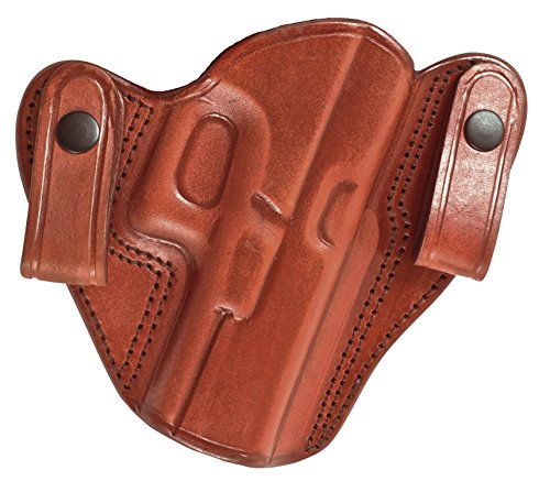 Tagua DSH-118 Beretta PX4 Storm Dual Snap Holster, Brown, Left (Storm Snap)