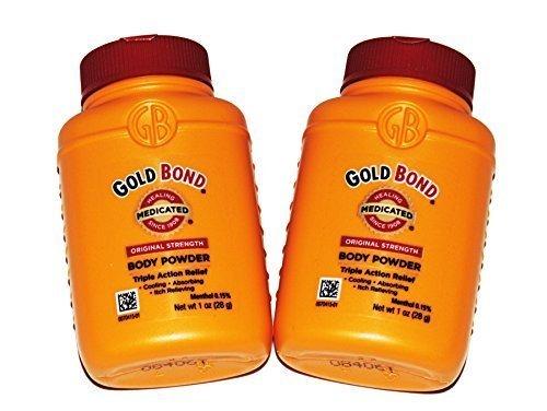 Gold Bond Travel 1 Oz Each (2 Pk)