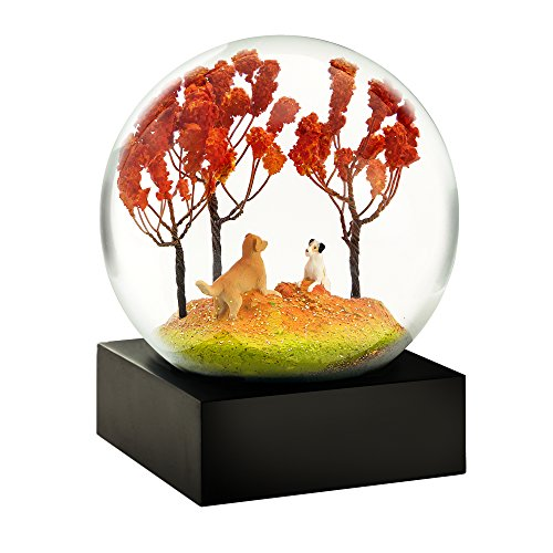 Autumn Pals Cool Snow Globe by CoolSnowGlobes