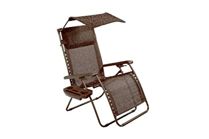 Blissliving Home Bliss Hammocks Gravity Free Recliner With Covered Bungees,  Pillow, Canopy U0026 New
