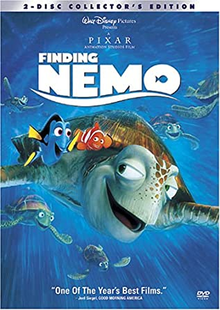 fd1a3421cc5 Amazon.com: Finding Nemo (Two-Disc Collector's Edition): Albert ...