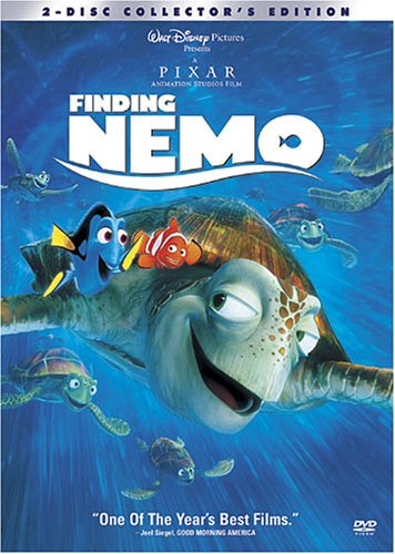 Image result for finding nemo dvds