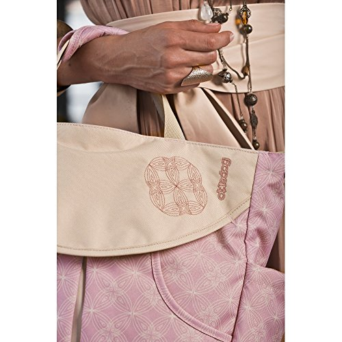 Accessori 37001 Borsa borsa beige Sumo Okiedog Per Rosa Biscotti Zaino nero Pannolini Agate Incl Pannolini Blu qTxBC55w