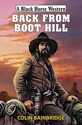 book cover of Back from Boot Hill