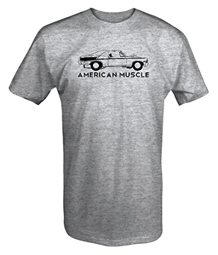 American Muscle Chevy Chevelle Nova SS Drag Racing Hot RodT shirt - Large