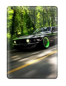 Durable Protector Cases Covers With D Mustang Rtr X Hot Design For Ipad Air