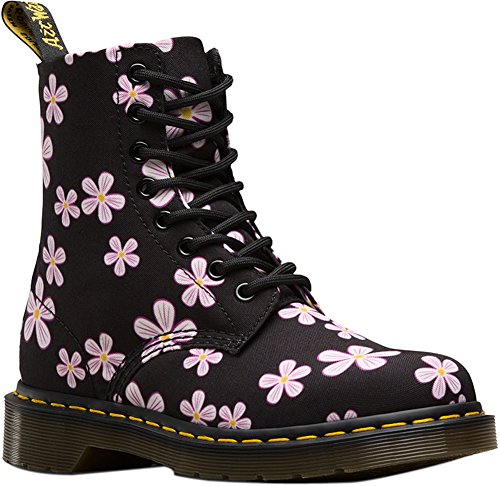 Dr. Martens Women's Page,black meadow flowers,3 M UK (5 US) by Dr. Martens