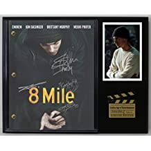 """8 Mile Limited Edition Reproduction Movie Script Cinema Display """"C3"""""""