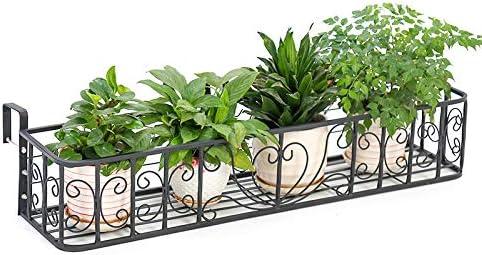 Estink balcone per interni multistrato per vasi da fiori Espositore da giardino per fioriere soggiorno marrone nocciolo