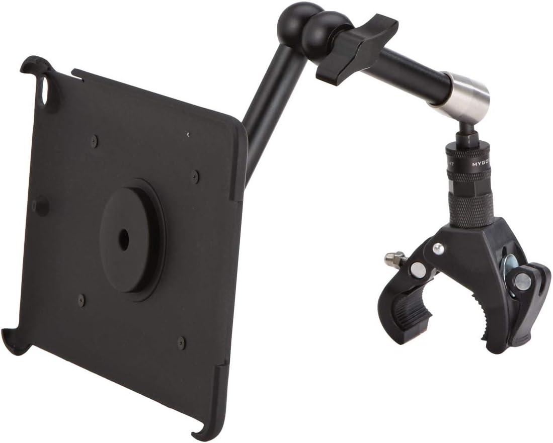 Flex Yoke/Universal Clamp iPad Mount Kit by MYGOFLIGHT - Mini 4 & 5