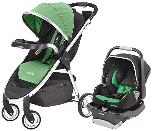 RECARO Performance Denali Performance Coupe Travel System - Fern