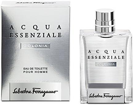 Salvatore Ferragamo Acqua Essenziale Colonia Eau de Toilette Vaporizador 100 ml