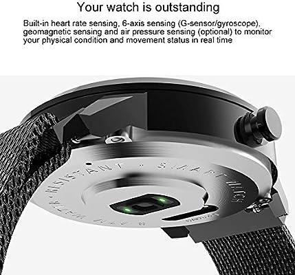 Smartwatch Inteligente Artificial Lenovo Watch X Plus Correa de ...