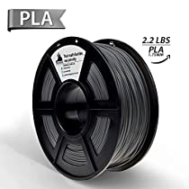 3D Hero PLA/ABS/TPU/Wood 3D Printer Filament, 1.75 mm,1 kg Spool(2.2lbs), Dimensional Accuracy +/- 0.02 mm