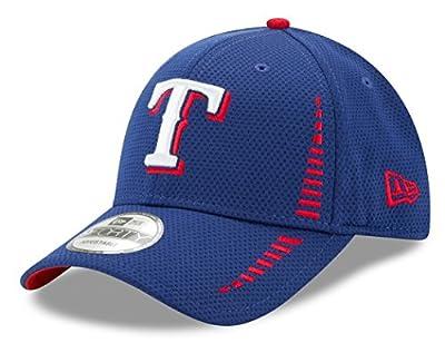 Texas Rangers New Era Speed 9FORTY Adjustable Hat - Royal
