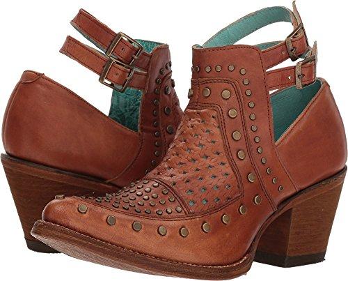 Corral Boots Women's E1404 Cognac 7.5 B US