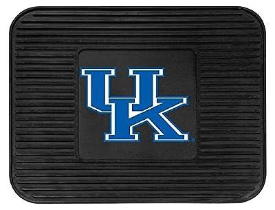 Kentucky Wildcats Heavy Duty Vinyl Rear Seat Car Utility Mat - Licensed NCAA Merchandise - Kentucky Wildcats Collectible
