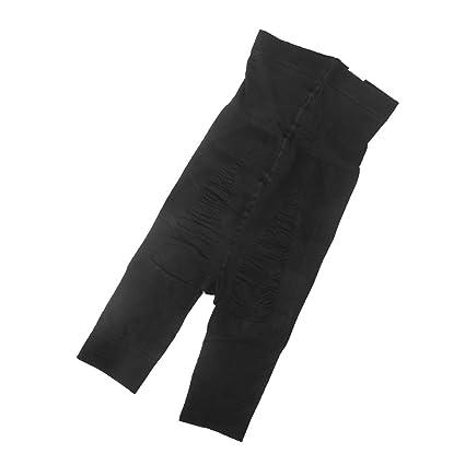 Faja Phenovo Cuerpo Adelgazar Barriga Shaper Potenciador Culo Pantalones L Negro