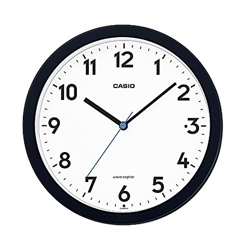 카시오 아날로그 전파 두어 괘겸용 시계야 보여 라이트 IQ-860NJ-1JF