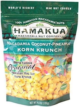 Hama Kuah palomitas de macadamia de coco pi?a: Amazon.es ...