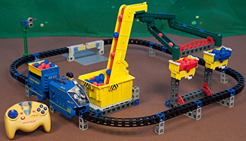 Rokenbok Monorail Mania Complete Building Set Rokenbok Building