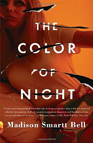 book cover of The Color of Night