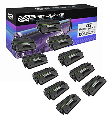 le Toner Cartridge Replacement for Canon 119 II / 3480B001AA 119 High-Yield (Black, 10-Pack) ()