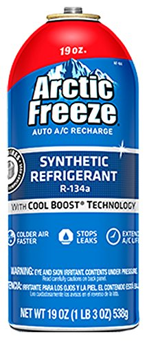 Interdynamics Acrtic Freeze R-134a Refrigerant (19 oz) by Interdynamics