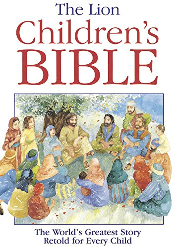 The Lion Children's Bible PDF