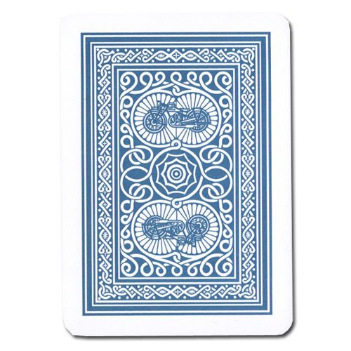 Modiano Old Trophy 100/% Plastic 4-Pip Index Playing Cards