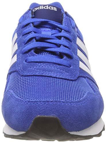 Herren Ftwr 10k White Dark Blau Fitnessschuhe Blue adidas Blue FdwB1qfw
