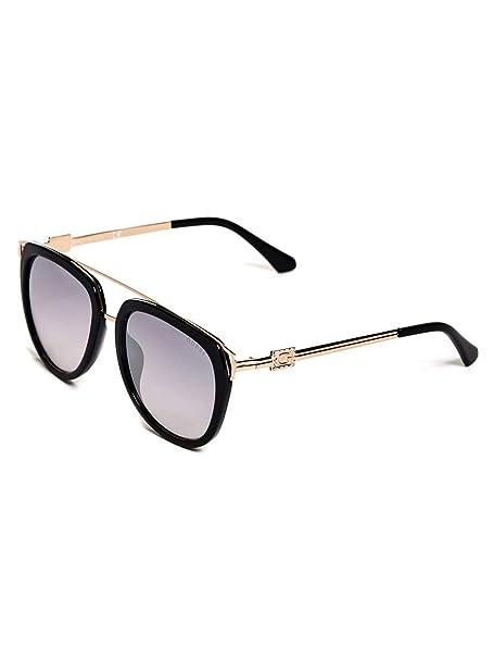 Amazon.com: Guess Factory top-bar redondo de mujer anteojos ...