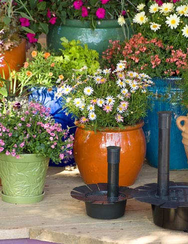 Amazon Com Gardener S Supply Company Self Watering Pot Reservoir