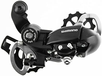 Shimano Tourney RD-TX55 6//7//8 Speed Bicycle Rear Mech Derailleur Fit TX35 New US
