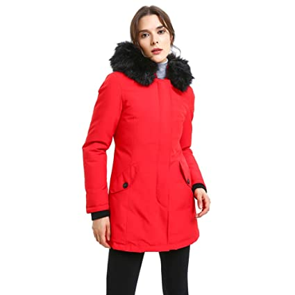62a61dddbd Amazon.com  PUREMSX Women s Padded Jacket