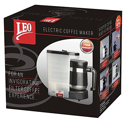 Leo French Press Coffee Maker : Leo Coffee on Amazon.ca Marketplace - SellerRatings.com