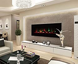 Touchstone ValueLine 10-Color Recessed Wall Electric Fireplace by Touchstone Home Products