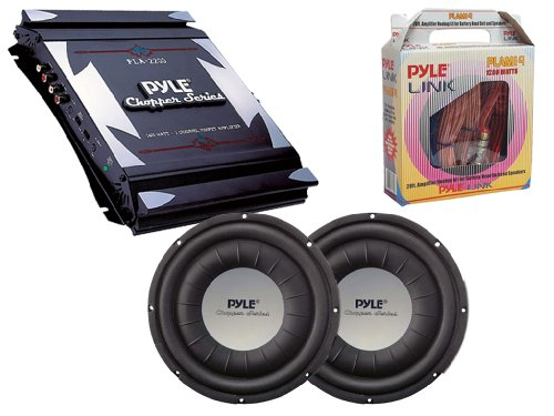Pyle Amplifier Subwoofer Installation Bridgeable