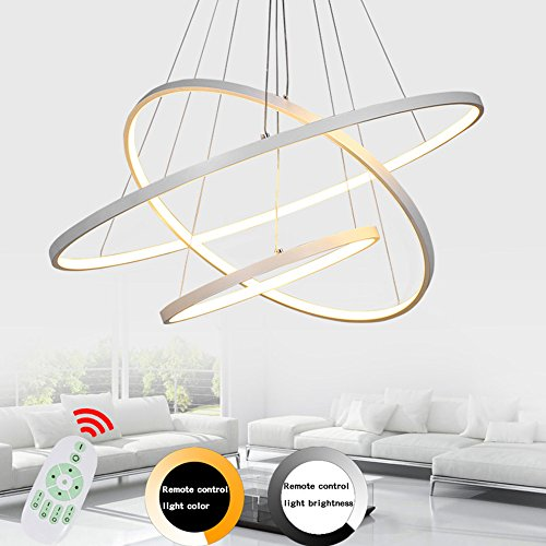 Contemporary 3 Light Pendant - 5