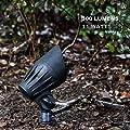 Malibu 11 Watt Floodlight Landscape Lighting Outdoor Spotlight Waterproof Lighting for Driveway, Yard, Lawn, Flood, Garden, Outdoor Lighting